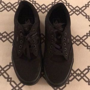 Vans- Brand New Condition- never worn outside!
